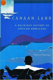 Cover of: Canaan Land