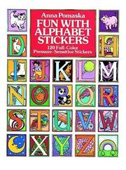 Cover of: Fun with Alphabet Stickers