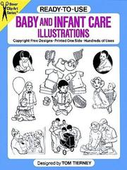 Cover of: Ready-to-Use Baby and Infant Care Illustrations (Clip Art)