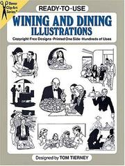 Cover of: Ready-to-Use Wining and Dining Illustrations (Clip Art Series)