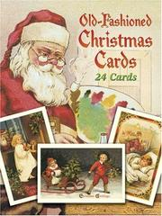 Cover of: Old-Fashioned Christmas Cards