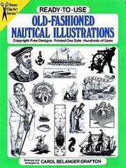 Cover of: Ready-to-Use Old-Fashioned Nautical Illustrations