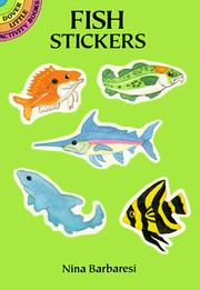 Cover of: Fish Stickers