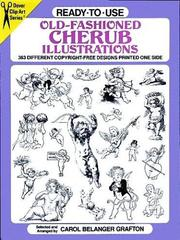 Cover of: Ready-to-use old-fashioned cherub illustrations