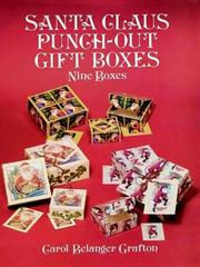 Cover of: Santa Claus Punch-Out Gift Boxes