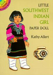 Cover of: Little Southwest Indian Paper Doll