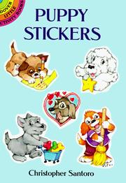 Cover of: Puppy Stickers