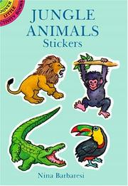 Cover of: Jungle Animals Stickers