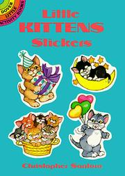 Cover of: Little Kittens Stickers