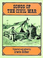 Cover of: Songs of the Civil War