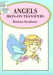 Cover of: Angels Iron-on Transfers