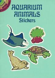 Cover of: Aquarium Animals Stickers