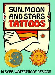 Cover of: Sun, Moon and Stars Tattoos