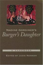 Cover of: Nadine Gordimer's Burger's Daughter