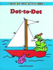 Cover of: Dot-to-Dot (Beginners Activity Books)
