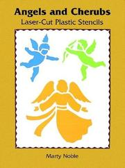 Cover of: Angels and Cherubs Laser-Cut Plastic Stencils (Laser-Cut Stencils)