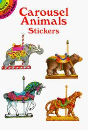 Cover of: Carousel Animals Stickers