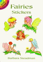 Cover of: Fairies Stickers