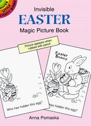Cover of: Invisible Easter Magic Picture Book