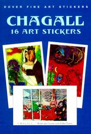 Cover of: Chagall