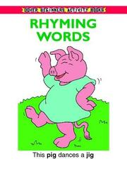 Cover of: Rhyming Words