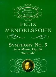 Cover of: Symphony No. 3