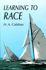 Cover of: Learning to race