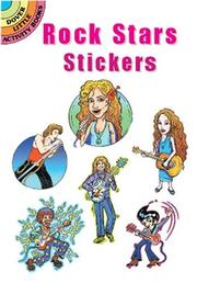 Cover of: Rock Stars Stickers | Eric Gottesman