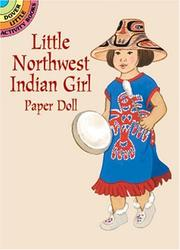 Cover of: Little Northwest Indian Girl Paper Doll