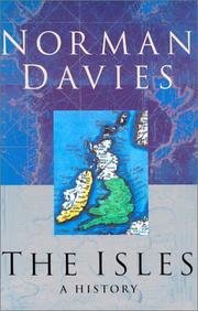Cover of: The Isles | Norman Davies