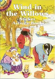 Cover of: Wind in the Willows Sticker Activity Book