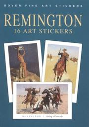 Cover of: Remington