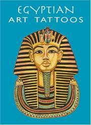 Cover of: Egyptian Art Tattoos (Fine Art Tattoos)