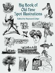 Cover of: Big Book of Old-Time Spot Illustrations
