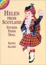 Cover of: Helen from Scotland Sticker Paper Doll