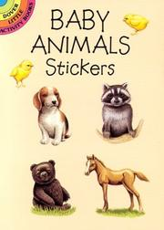 Cover of: Baby Animals Stickers | Lisa Bonforte