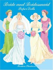 Cover of: Bride and Bridesmaid Paper Dolls