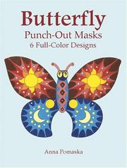 Cover of: Butterfly Punch-Out Masks