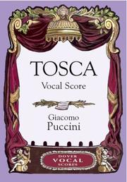 Cover of: Tosca Vocal Score