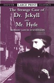 Cover of: The  strange case of Dr. Jekyll and Mr. Hyde by Robert Louis Stevenson