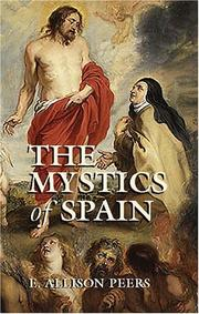 Cover of: The mystics of Spain