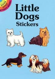 Cover of: Little Dogs Stickers