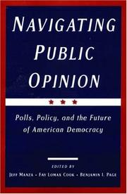 Cover of: Navigating public opinion