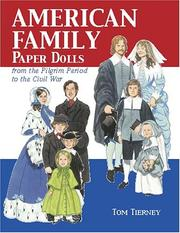 Cover of: American Family Paper Dolls