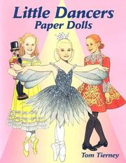 Cover of: Little Dancers Paper Dolls