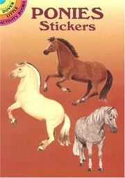 Cover of: Ponies Stickers