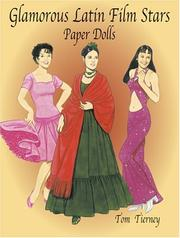 Cover of: Glamorous Latin Film Stars Paper Dolls