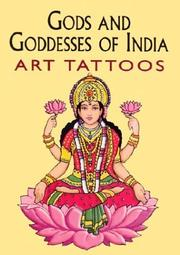 Cover of: Gods and Goddesses of India Art Tattoos