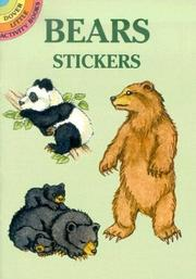 Cover of: Bears Stickers