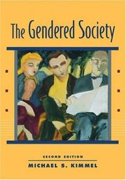 Cover of: The gendered society